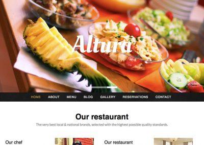 Altura Restaurant & Food