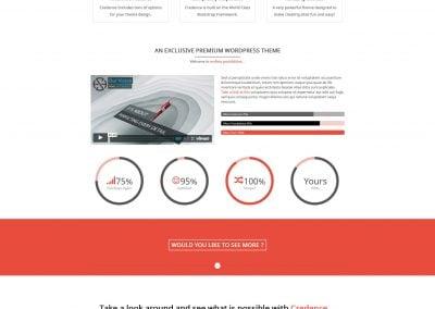 Credence – A Wonderful Multi-Purpose Website