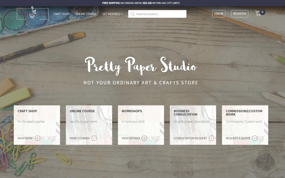 Pretty Paper Studio UAE