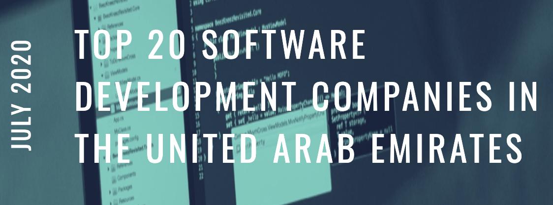 Top 20 Web Development Companies in the UAE by Clutch