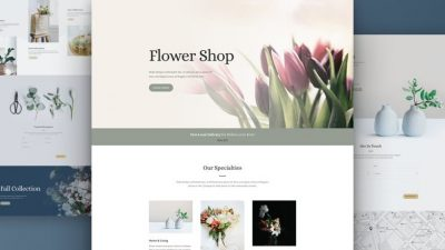 Online Flower Shop by NatWeb Solutions