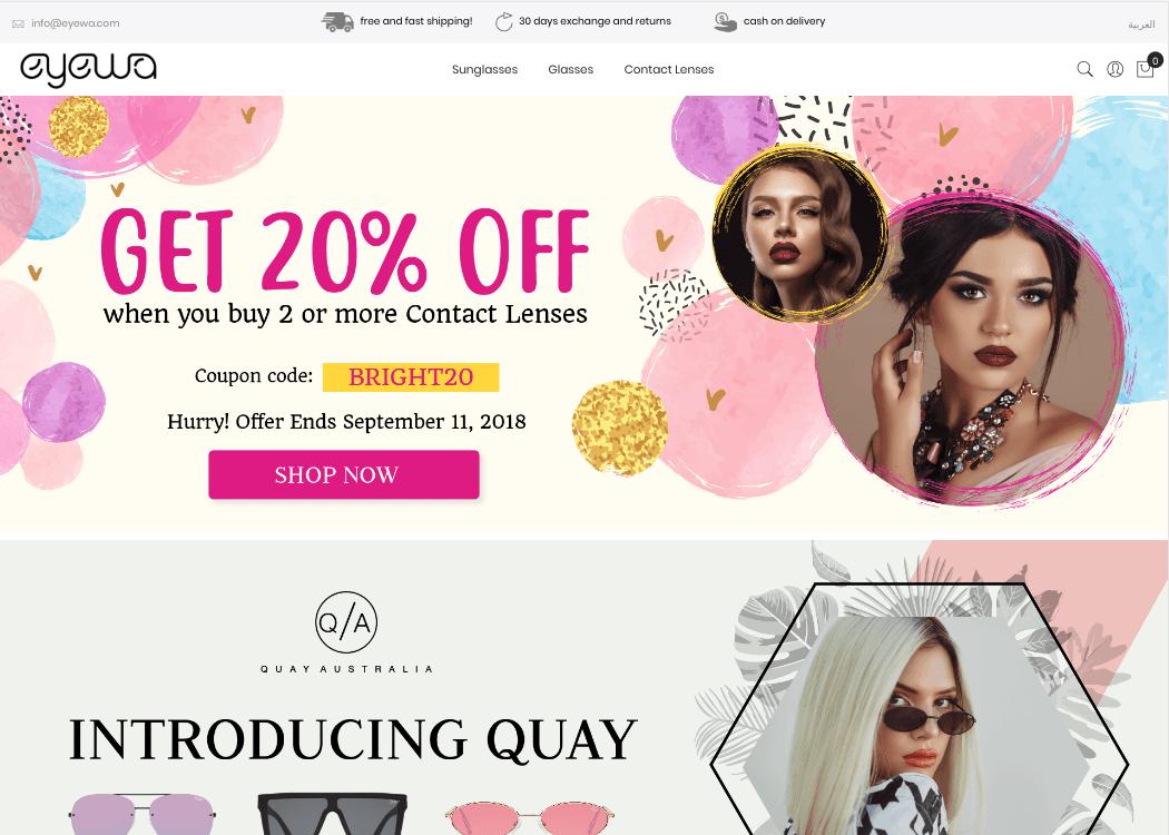 Eyewa.com - Best eyewear online shop in the UAE