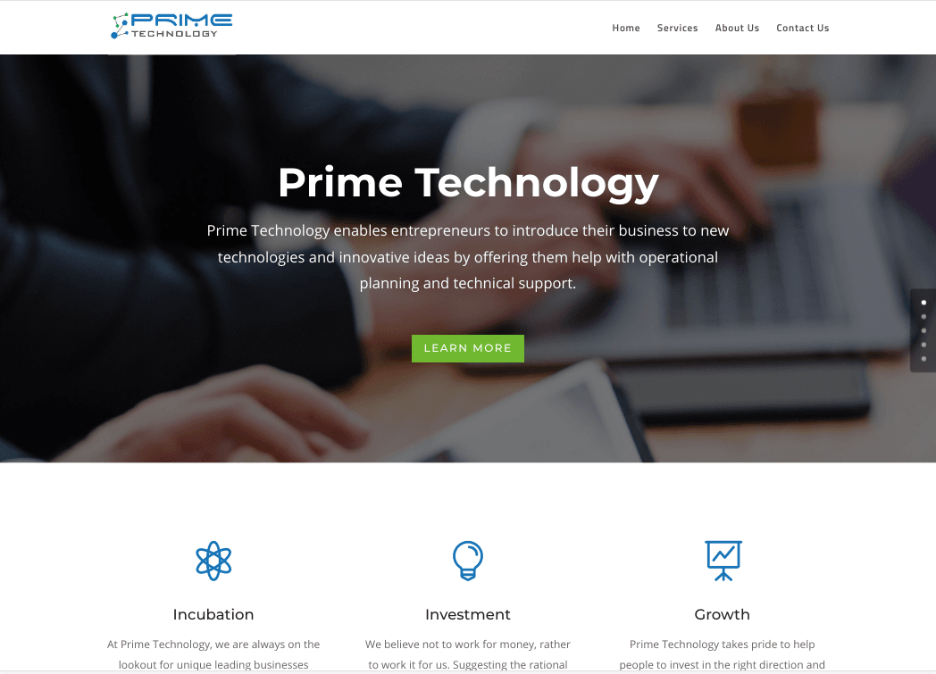Primetechnologyuae - platform to help you to grow your business