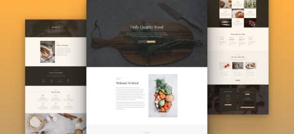 Restaurant Website by NatWeb Solutions